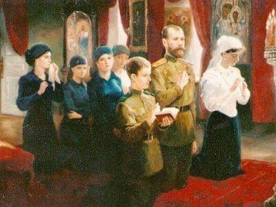 Еслибы немуки Царя, Россиибы небыло!