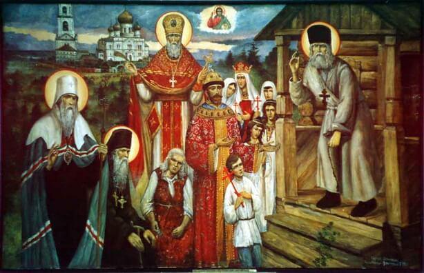 Пророчества старцев о последнем Императоре