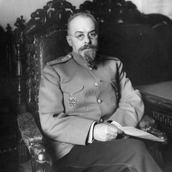 Лейб-медик Евгений Сергеевич Боткин