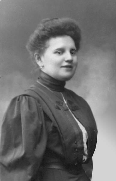 Анна Степановна Демидова