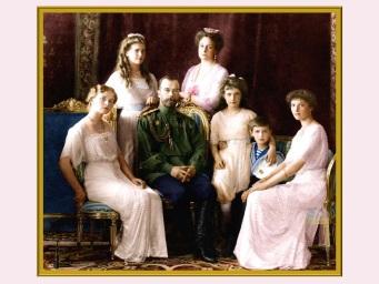 Как воспитывались дети в Царской семье