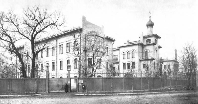 Здание Ортопедического института, Санкт-Петербург