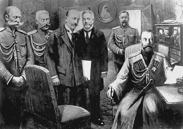 Почему сто лет назад рухнула монархия?