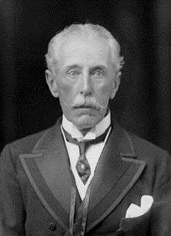 английский посол в Петрограде сэр Джордж Бьюкенен