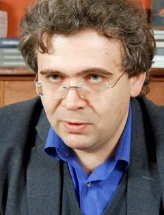 Доктор исторических наук Кирилл Соловьев